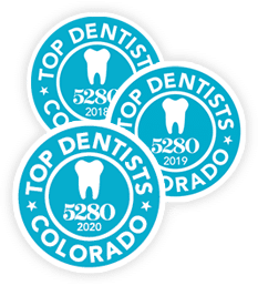 2018/2019/2020 Top Dentists Colorado